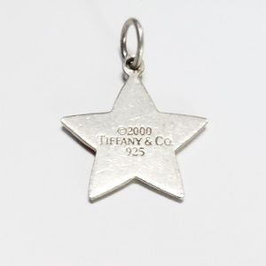 Jewelry - Tiffany & Co Star Pendant 2000 Sterling 1 1/4""